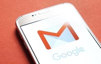 У роботі Gmail стався масштабний збій