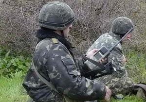 Под Новобогдановкой два солдата пострадали в результате взрыва боеприпаса
