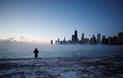 У США подвоїлася кількість жертв аномальних холодів