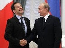Путин едет к Саркози