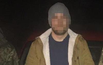 На Закарпатье контрабандист угрожал пограничникам расстрелом
