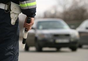 В Одессе пьяный водитель и его спутники подрались с гаишниками