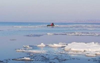 На Волыни на плывущей льдине нашли тело ребенка
