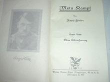 Немецкие евреи предложили переиздать книгу Гитлера