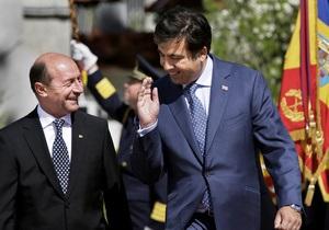 Президент Румынии отверг предложенный Медведевым проект договора о европейской безопасности