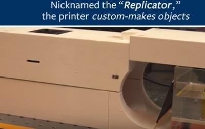 Вчені створили 3D-принтер, що друкує за допомогою світла