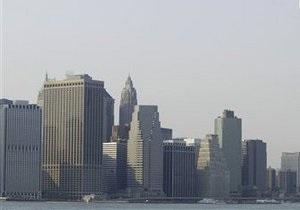 Через десять лет Нью-Йорк может быть затоплен
