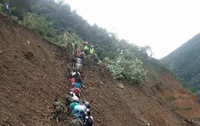 У Болівії зійшли два зсуви, загинули 16 осіб