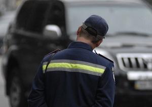 ГАИ проверит пассажирский транспорт в Киеве