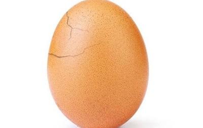 Миллионы на яйце. Раскрыта загадка фото из Instagram