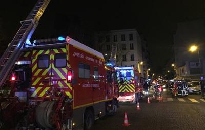 У Парижі сталася пожежа: семеро загиблих