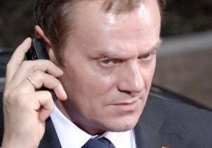 Новость Польши - Польский министр не исключает наказаний за подписание меморандума с  Газпромом  без его ведома