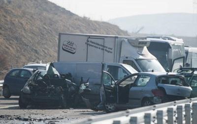 Масштабна ДТП в Болгарії: зіткнулися 30 авто