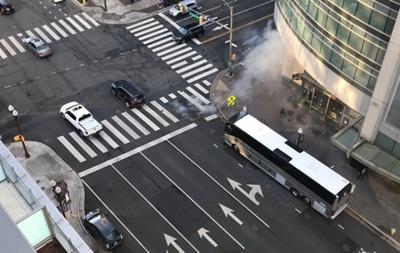 Метро Вашингтона эвакуировали из-за взрыва