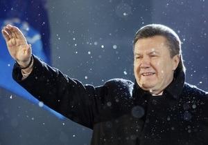 Янукович поручил разработать план безотлагательных антиинфляционных мер