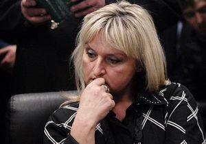 Лутковская заявила, что Луценко не имеет права на свидание с женой