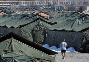 Вашингтон опроверг информацию о намерении построить военную базу в Кыргызстане