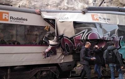 Два поезда столкнулись вИспании, есть пострадавшие