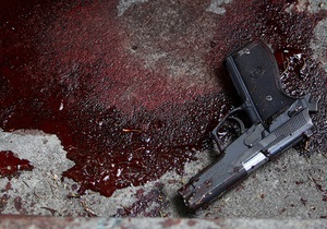 В Тернополе на рабочем месте застрелился прапорщик милиции