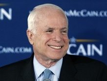Маккейн сократил до минимума отставание от Обамы