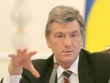НГ: Ющенко действует, как Кучма