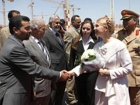 Украина намерена упростить визовый режим с Ливией