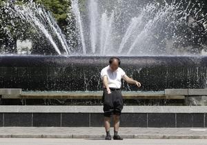 В Японии от жары за неделю скончались 16 человек