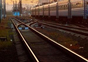 В Кременчуге товарный поезд сбил насмерть двух человек