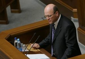 Зварич назвал  политическим бандитизмом  внесение изменений в регламент Рады