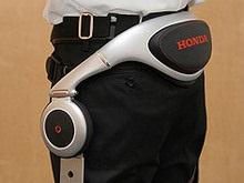 Honda создала экзоскелет для пожилых людей