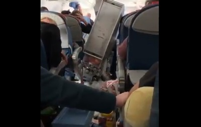 У США літак потрапив в зону турбулентності: п ятеро постраждалих