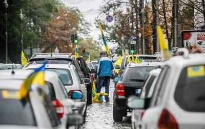 Украинцы ускорились с растаможкой евроблях