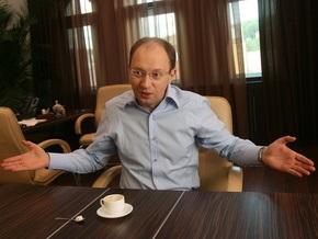 За 2008 год Яценюк задекларировал 999,9 тыс. грн дохода