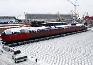 В России на оборонной судоверфи произошла утечка радиоактивных отходов