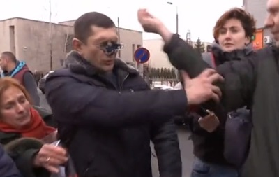 В Киеве зоозащитники устроили самосуд над живодером