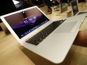 Ноутбуки компании Apple упадут в цене