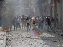 Фанаты устроили погромы в алжирском городе Оран