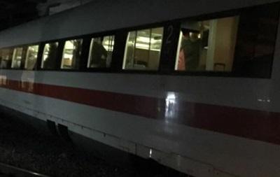 У Швейцарії зійшов з колії швидкісний потяг