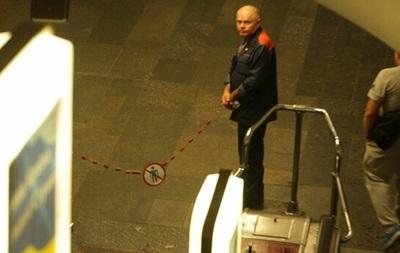 В Киеве из-за  минирования  закрыли на вход еще четыре станции метро