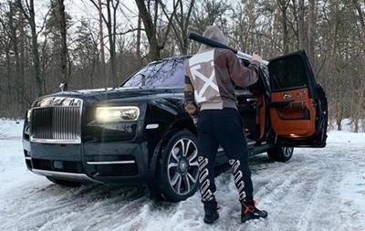 У Києві помітили Rolls-Royce за $600 тисяч