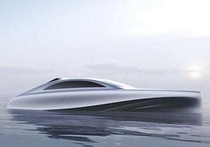 Mercedes-Benz разработал яхту