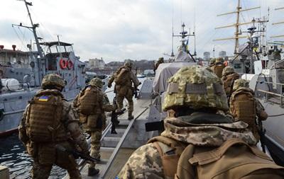 Штурмові катери Кентаври вийшли в Чорне море