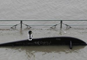 Наводнение может дойти до Украины - пресса