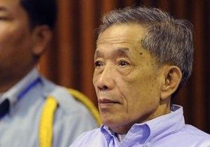 67-летнего тюремщика красных кхмеров приговорили к 30 годам заключения