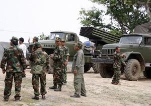 Таиланд и Камбоджа заключили перемирие