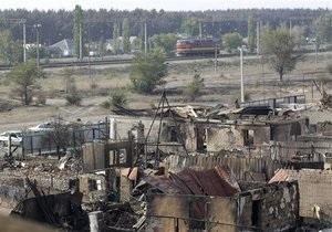 В Нижегородской области поймали поджигателя