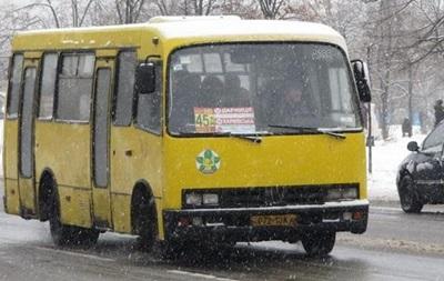 У Києві знизили ціну на проїзд в одній маршрутці