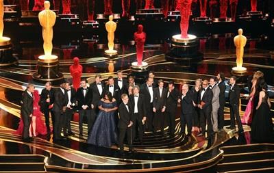 Рейтинг Оскара на ТВ вырос впервые за четыре года