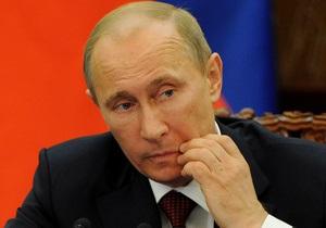 Путин дал первое интервью после избрания