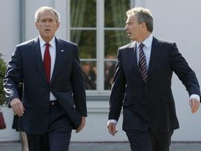 СМИ: Спецслужбы США следили за личной жизнью Тони Блэра